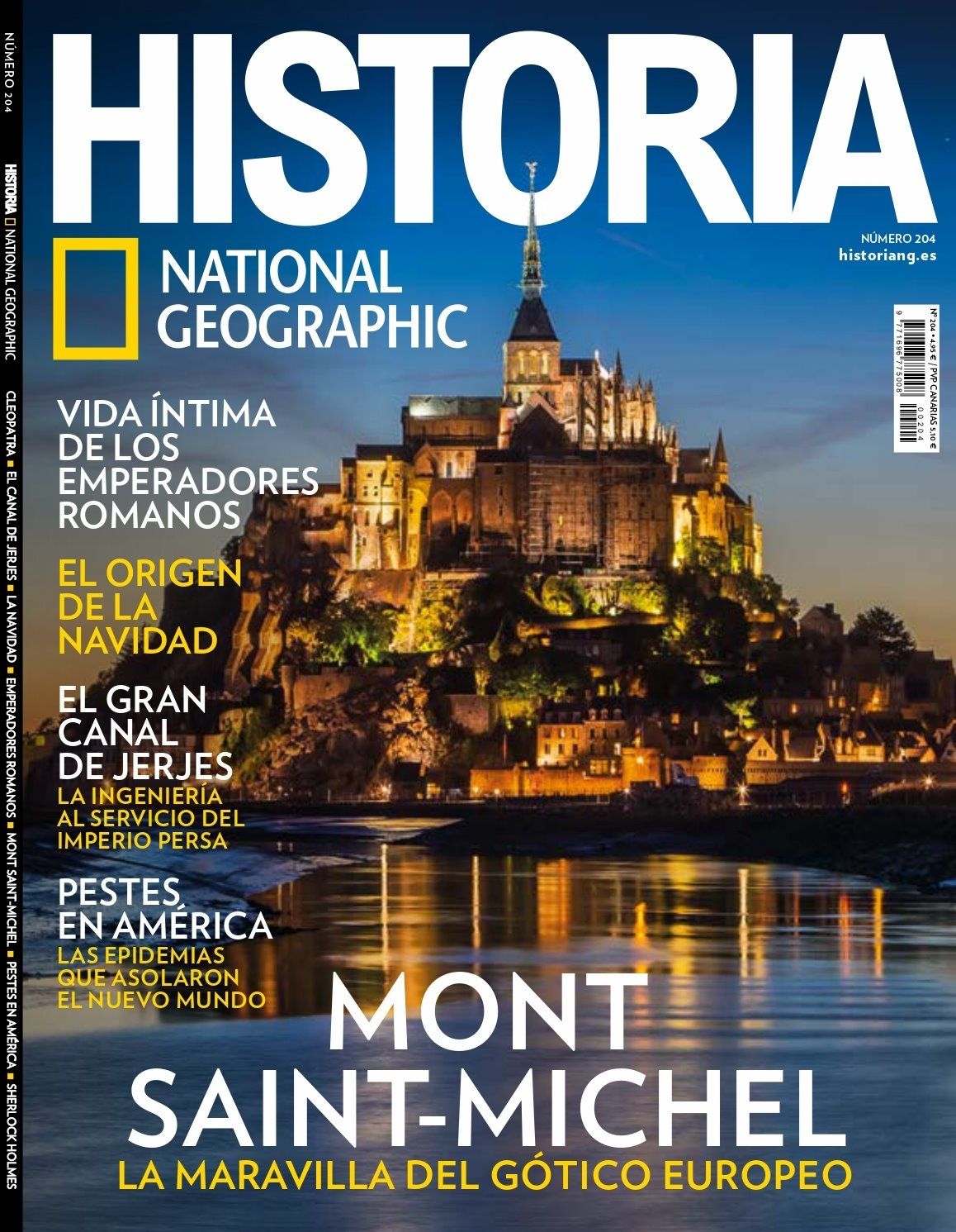Historia National Geographic 204