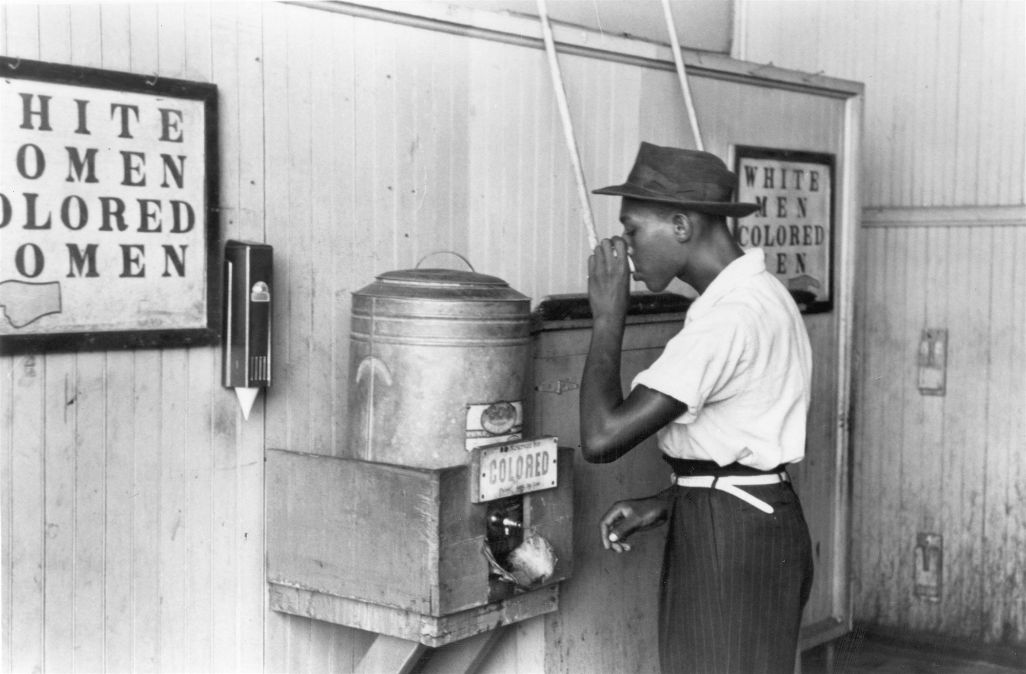 1896 - Separate but Equal