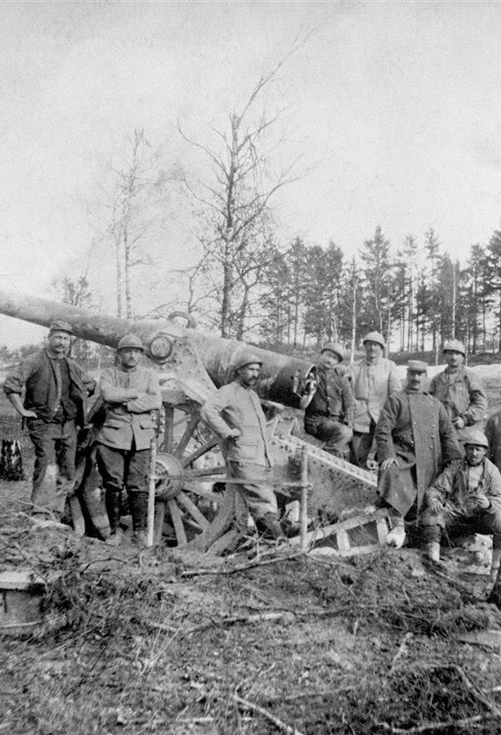 Reportajes Y Fotografías De Primera Guerra Mundial En National Geographic Historia