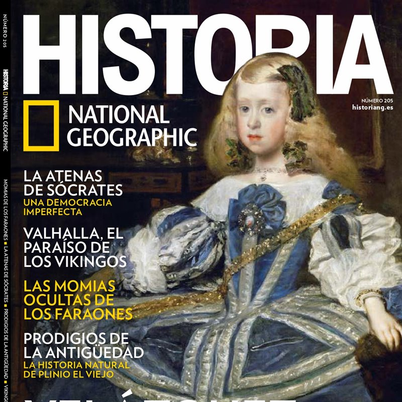 Historia National Geographic 205