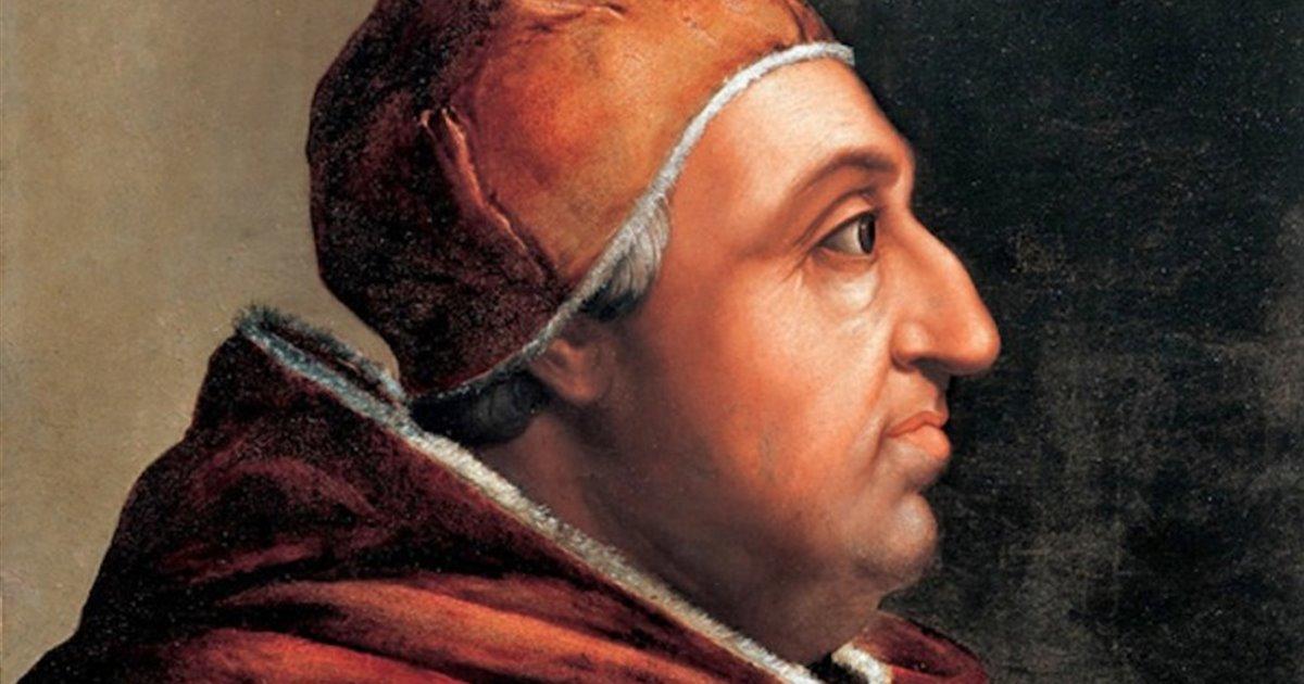 Rodrigo Borgia, un papa sin escrúpulos