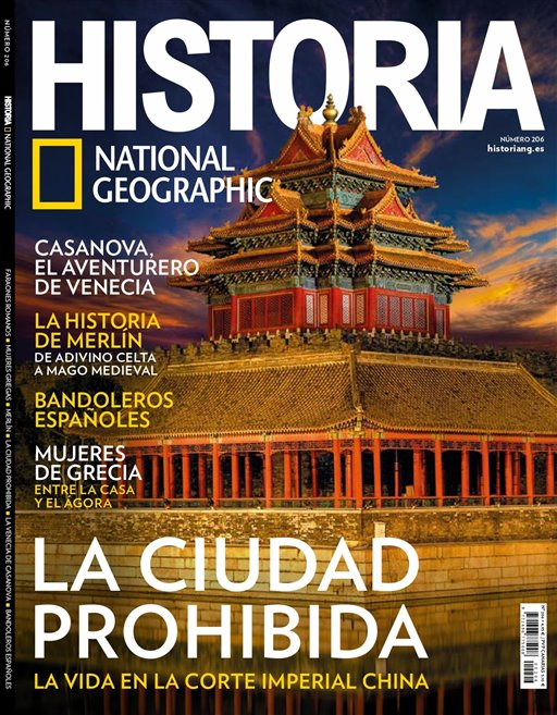 Historia National Geographic 206