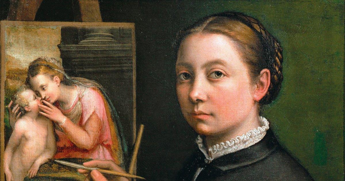 Sofonisba Anguissola, una vida de artista