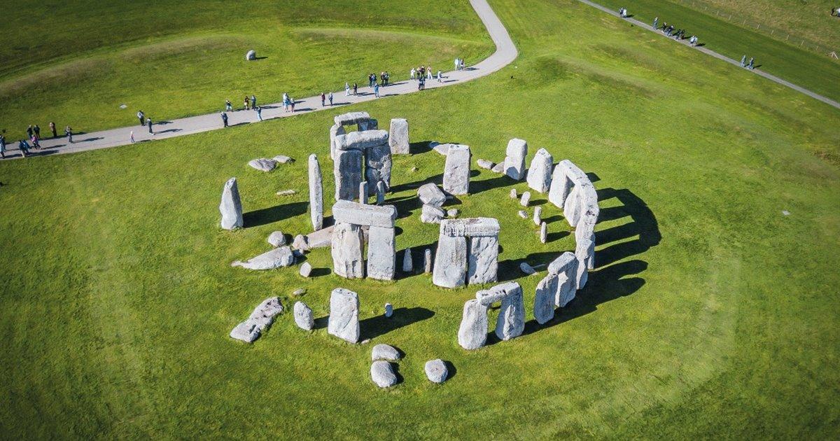 Nuevo hallazgo en Stonehenge