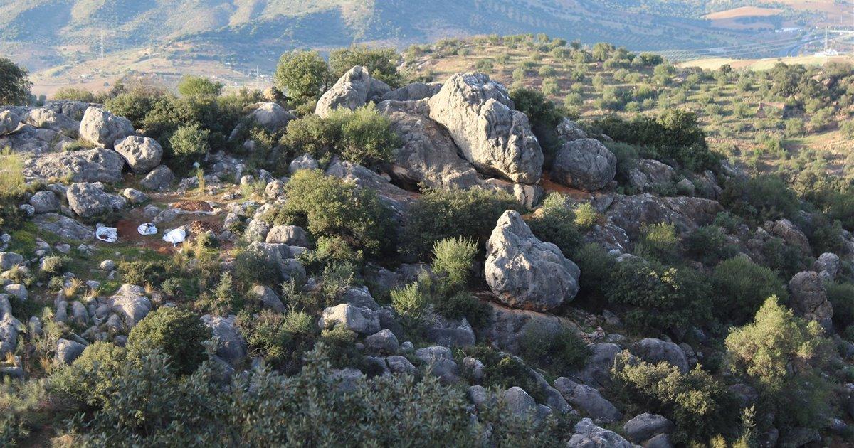 Descubren una necrópolis de hace 5.000 años en Casabermeja, Málaga