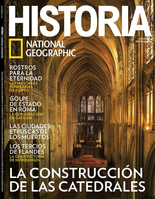 Historia National Geographic 207