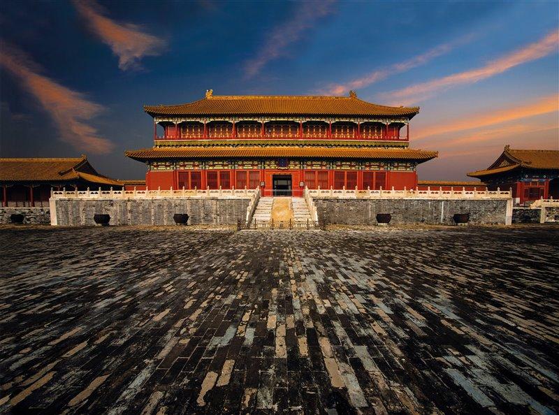 La Ciudad Prohibida La Residencia De Los Emperadores Chinos