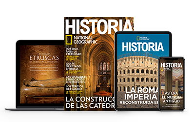 National Geographic Historia Papel+Digital
