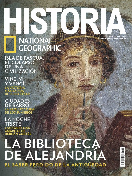 Historia National Geographic 183