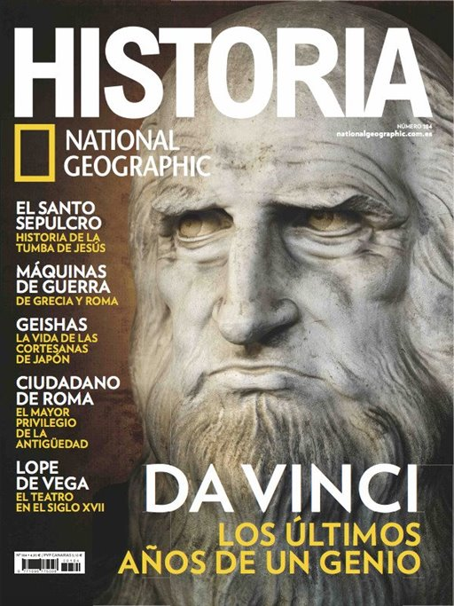 Historia National Geographic 184