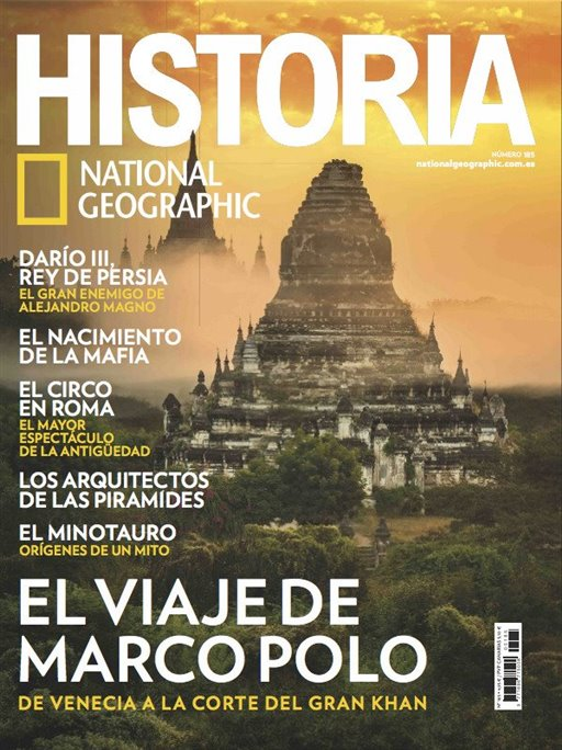 Historia National Geographic 185