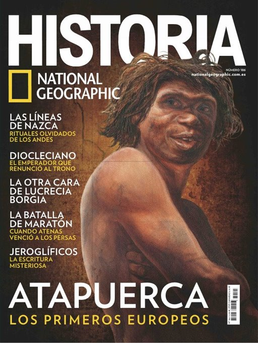 Historia National Geographic 186