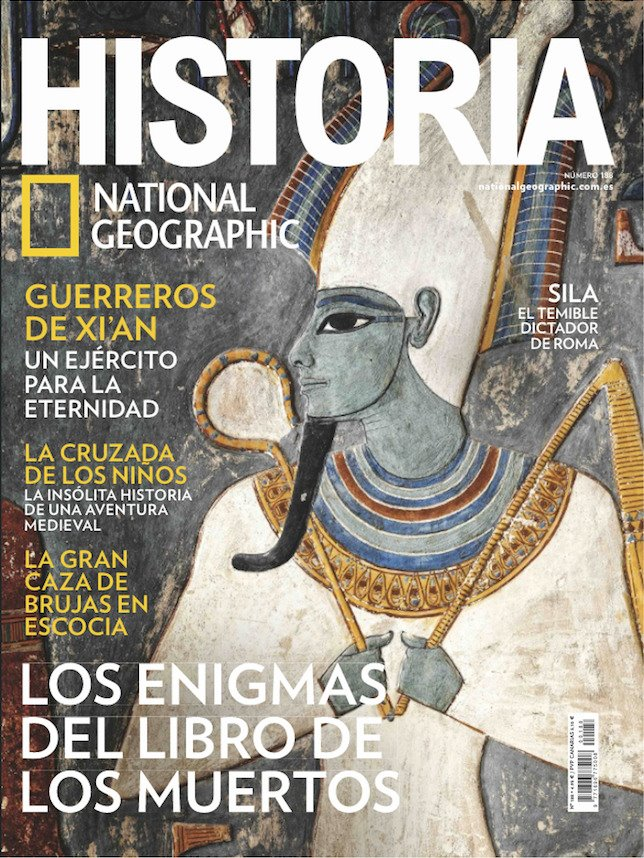 Historia National Geographic 188
