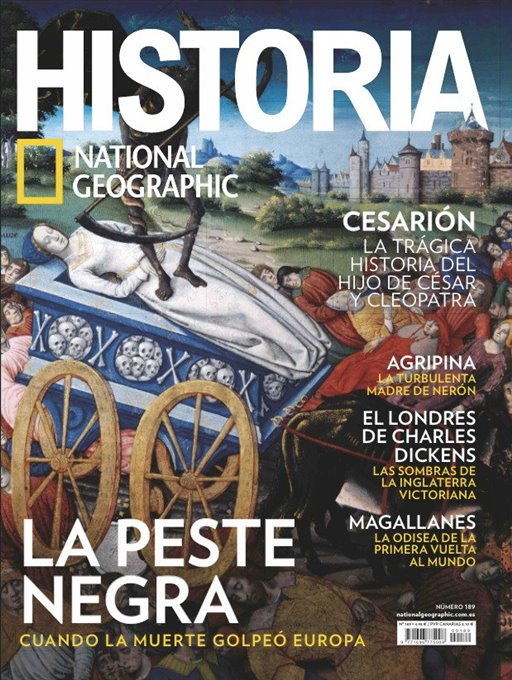 Historia National Geographic 189