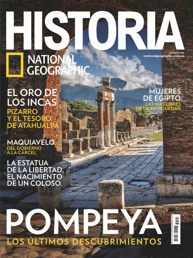 Historia National Geographic 190