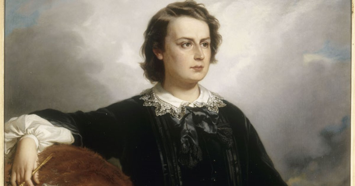 Rosa Bonheur, la gran pintora de animales