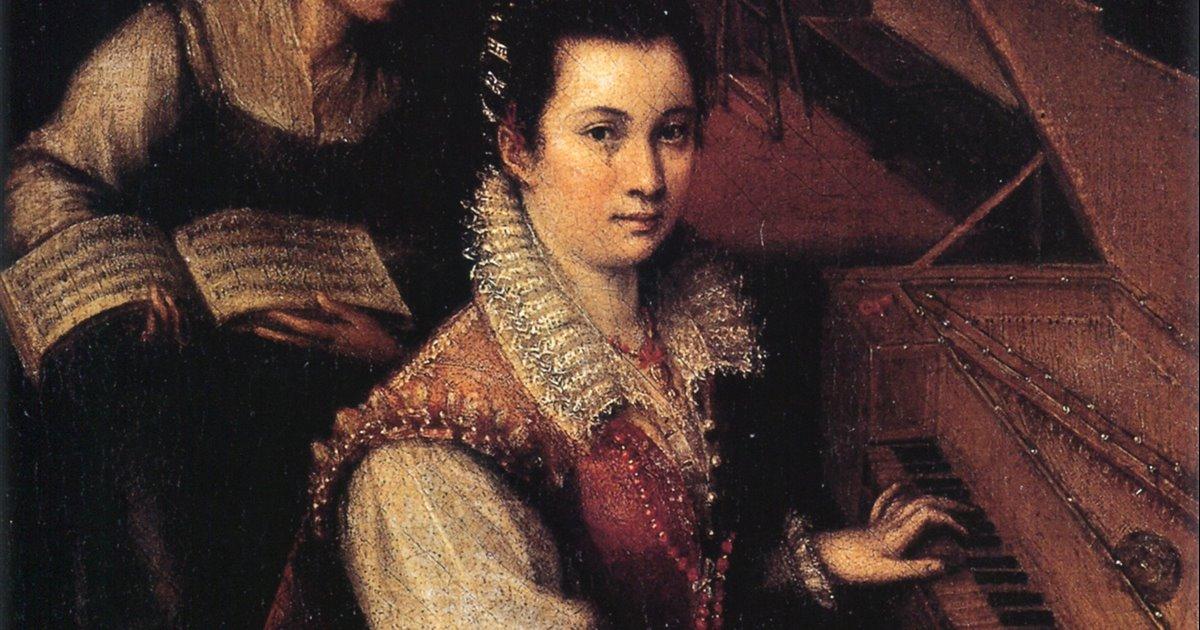 Lavinia Fontana, maestra del retrato