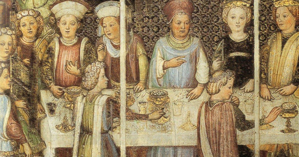 Los frescos de la catedral de Monza